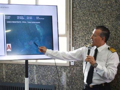 Macri promete toda la verdad sobre implosión de submarino argentino