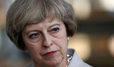 """May renueva campaña a favor del acuerdo del """"brexit"""" en otra semana crítica"""