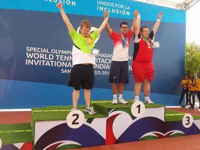 Paraguay logró alzarse con tres medallas en Mundial de Tenis