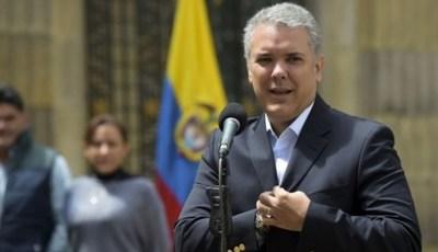 Iván Duque anunció que a partir de enero Colombia no tendrá relaciones diplomáticas con Venezuela