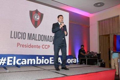 Maldonado quiere aclarar hasta la falsificación de firma de su vice