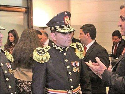 Ejecutivo retira pedido de ascenso para ex comandante de la Policía