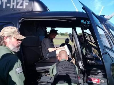 """Paraguayemitirá una resolución oficial sobre extradición de Marcelo """"Piloto"""""""