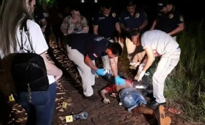 Joven es asesinado por presunto ajuste de cuentas