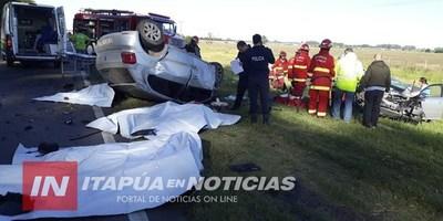 FATAL ACCIDENTE EN BUENOS AIRES ENLUTA A UNA FAMILIA DE APE AIME