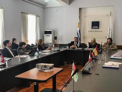 Ministros de Cultura del Mercosur se reunieron en Uruguay