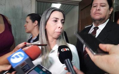 Cuñada del diputado D'Ecclesiis seguirá en prisión