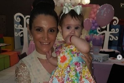 Luana Chamorro Y Los Planes De Celebrar El Primer Añito De Su Hija En El Extranjero