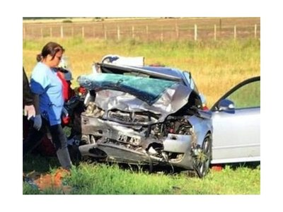 Paraguayos mueren en accidente en Buenos Aires