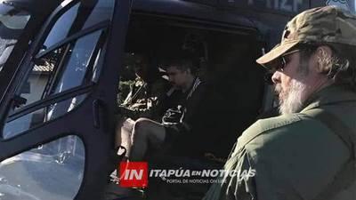 CASO PILOTO: ERA PROCESADO EN ITAPÚA POR FALSIFICAR C.I. Y PORTAR ARMAS.