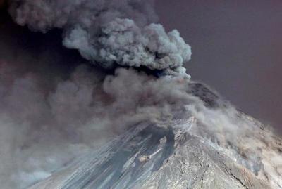Guatemala evacua 4.000 personas por nueva erupción de volcán Fuego