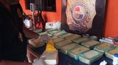 HOY / Apartado tras robo de cocaína en jefatura policial: el antecedente del nuevo jefe de la Agrupación