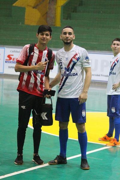Caaguaceño integra Selección Paraguaya en el mundial de Salonismo
