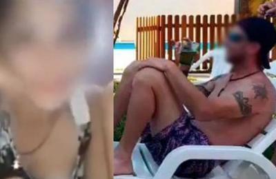 'Cuiden a sus maridos': habló una de las mujeres de la desenfrenada fiesta que terminó con varios divorciados