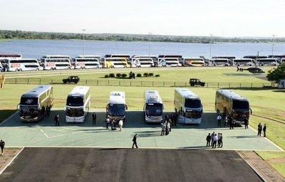 Sector privado invirtió US$ 25 millones en buses nuevos