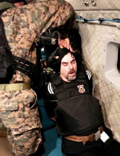 Marcelo Piloto será aislado 22 horas al día en Brasil