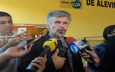 """Permanencia de Marcelo """"Piloto"""" en el país era un peligro, sostuvo ministro"""