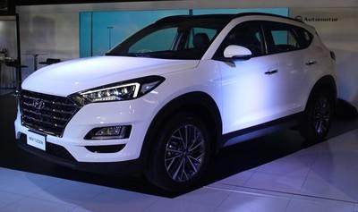 Automotor y Hyundai presentan el rediseño de la New Tucson 2019