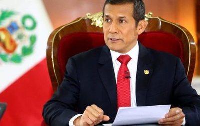Humala le dice a Tabaré Vázquez que Alan García no es un perseguido político