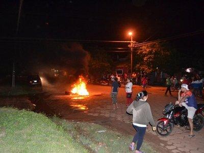 Represión y violencia en escrache que busca intervención en Concepción