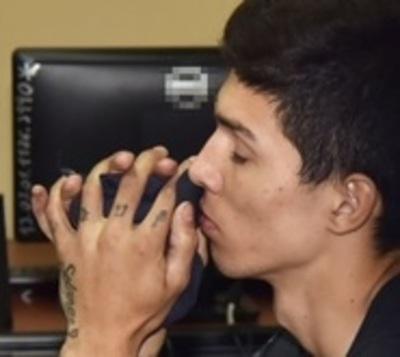Bruno Marabel escuchó a fiscal pidió una semana para declarar