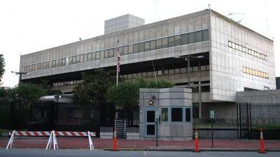 Falsa alarma de bomba lleva a evacuar Embajada de EE.UU. en Buenos Aires