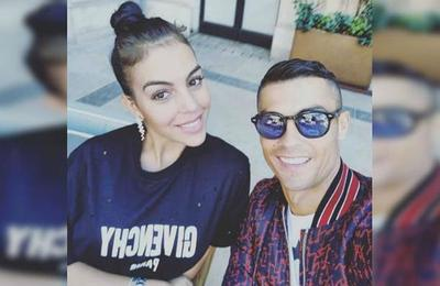 El 'descuido hot' de Cristiano Ronaldo y Georgina Rodríguez del que todos hablan