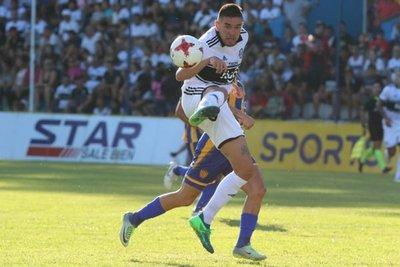 Roque es para Olimpia, una fuente inagotable de goles
