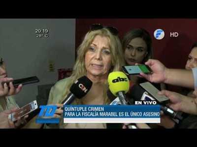 Bruno Marabel se abstuvo de declarar