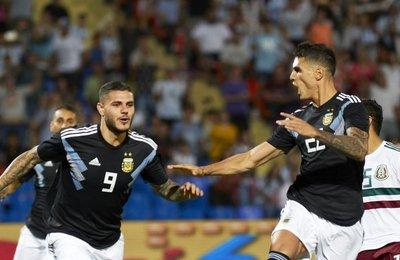 Argentina despide el año con otro triunfo ante México