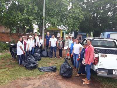 Inician lucha contra el dengue en Yby Yaú