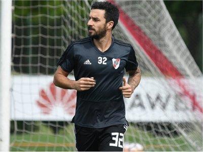 Scocco se pierde la final de la Copa Libertadores