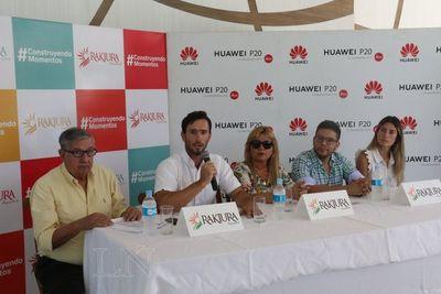 Huawei Paraguay y Rakiura Resort firman alianza