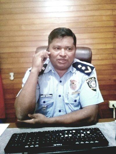 Hijo de Campo 9 asume como jefe en la Comisaria
