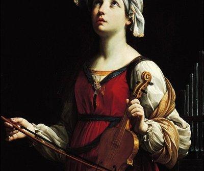 ¡Día de Santa Cecilia!