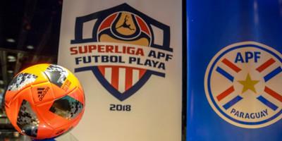 Esta noche arranca la Superliga de Fútbol Playa