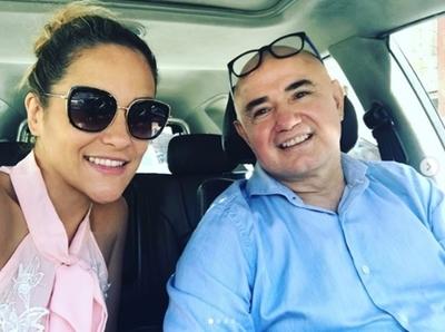 """Karina Doldán y Domingo Coronel siguen con marchas """"profamilia"""""""