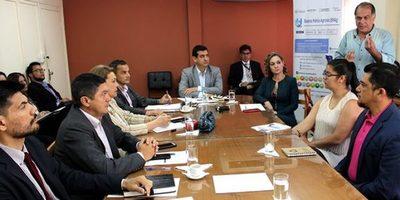 Comisión del Parlasur trata el seguro agrícola, balance hídrico y mapa de riesgos