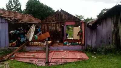 Fuertes ráfagas de viento causaron destrozos en zona de Yukyty – Prensa 5