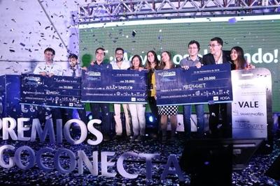 Ideas innovadoras fueron premiadas en Tigo Conecta