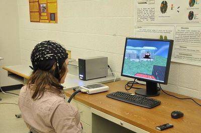 Un sensor en el cerebro permite a tetrapléjicos utilizar computadoras