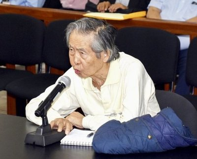 Fujimori tiene problemas cardíacos y debe seguir en tratamiento