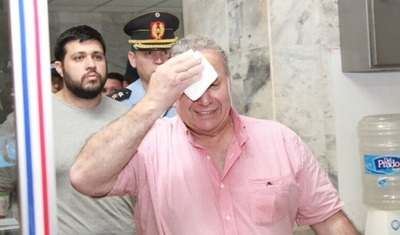 "González Daher quedará sin celda ""vip"", asegura ministro"