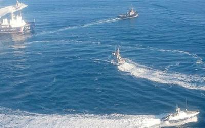 Tras escalada naval con Rusia, Ucrania puso en alerta su ejército