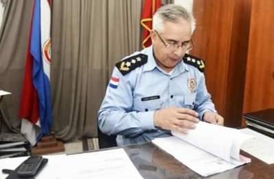El sub comandante de la Policía Nacional dijo que seguirá trabajando por la seguridad – Prensa 5