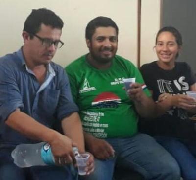 Jóvenes detenidos por explotar 12 x 1, esperan audiencia 242