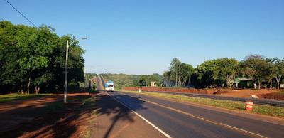 En diciembre inician obras  para viaducto en Yguazú