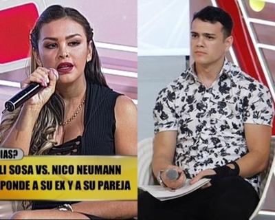 Continúa en conflicto entre Lili Sosa y Nico Neumann