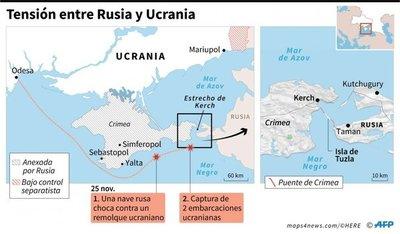 Rusia-Ucrania: lo que se sabe de la escalada de tensión