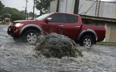 Renuevan alerta por tormentas para más departamentos